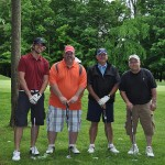 Pastor Jeff's Team in the 2013 FCFC Outing