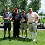 The Lapeer Steam Cleaning team at the 2013 FCFC Outing